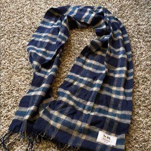 Coach winter scarf